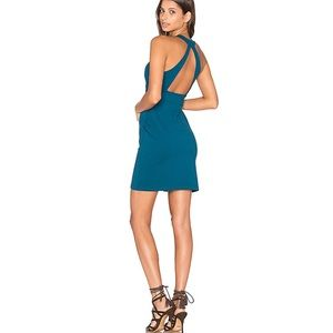 Susana Monaco Gia Dress in Icelandic Blue